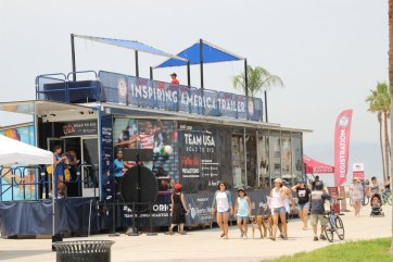 2016 Road To Rio Tour: Venice Beach, Los Angeles (Recap)