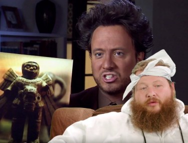 Action Bronson x Ancient Aliens
