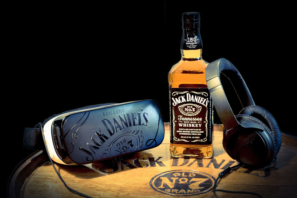 Jack Daniel's Launches Immersive Virtual Reality For 150th Anniversary