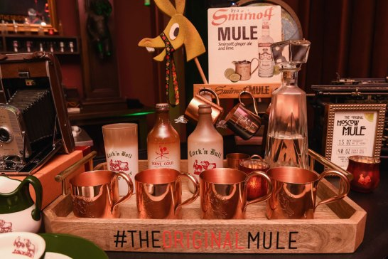 Smirnoff Celebrates 75th Anniversary of the Moscow Mule