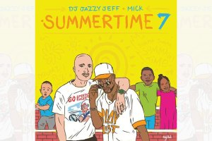 DJ Jazzy Jeff & Mick - Summertime Vol. 7