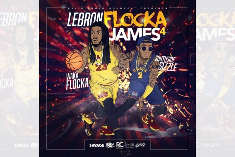 Waka Flocka Flame - LeBron Flocka James 4 Mixtape