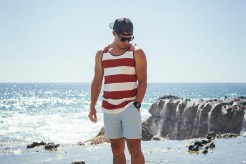 Style Guide: Summer Beach Vibes With Tavik