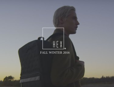 HEX Fall 2016 Radar Collection Video Lookbook
