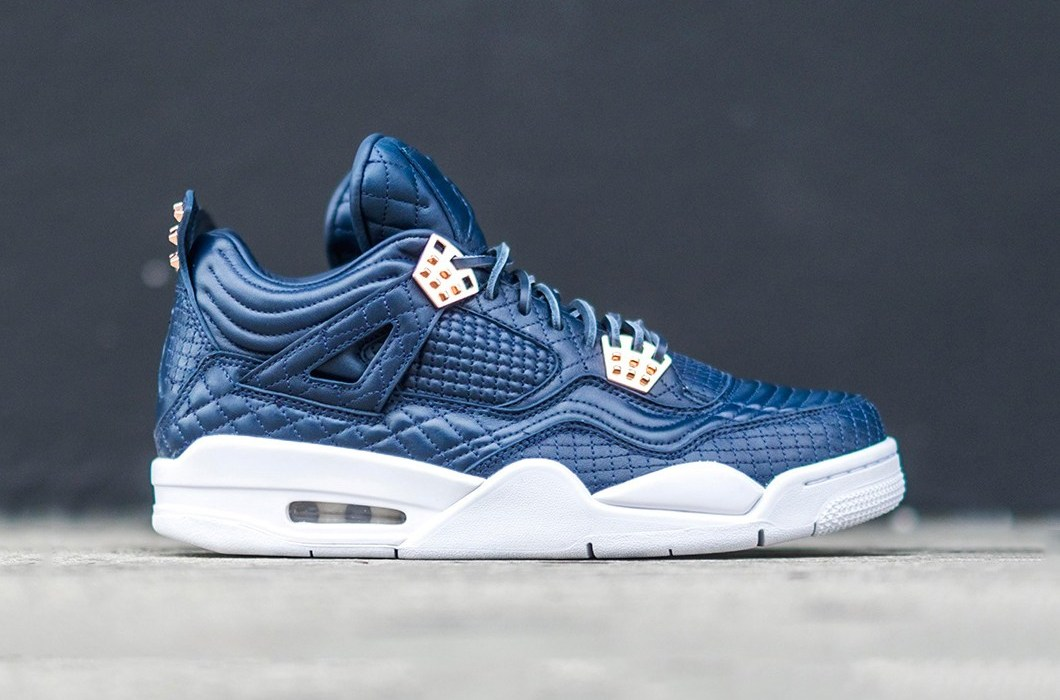 Air Jordan 4 Pinnacle Edition