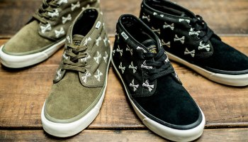WTAPS x Vans Syndicate Authentic