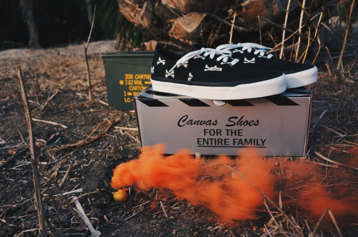 "Closer Look At Vans Vault x WTAPS ""Original Classics"" Collection"