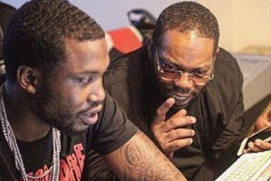 Beanie Sigel and Meek Mill
