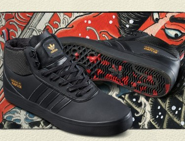 Capita Snowboards x Adidas Snowboarding Capsule Collection
