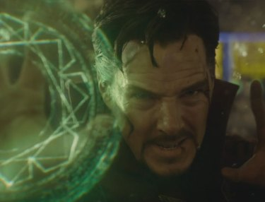Marvel's Doctor Strange featurette