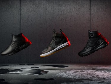 Nike Fall 2016 Sneakerboot Collection