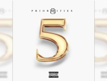 Maybach - Music Priorities 5 Mixtape