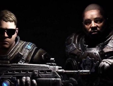 Run The Jewels in GEARS OF WAR 4.