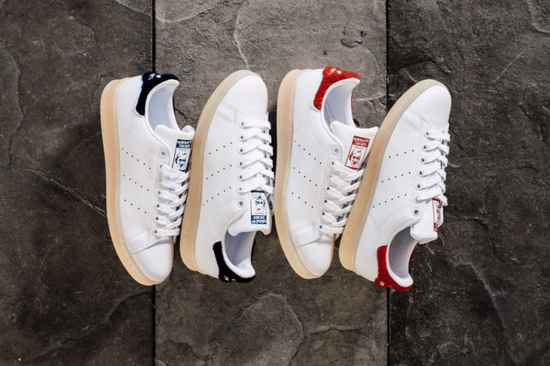 Adidas Stan Smith Collegiate Collection