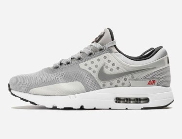 Nike Air Max Zero Metallic Silver Quickstrike