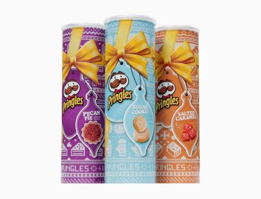 Pringles Sugar Cookie
