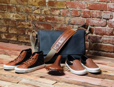 Vans Vault x Brooks England LTD Capsule Collection
