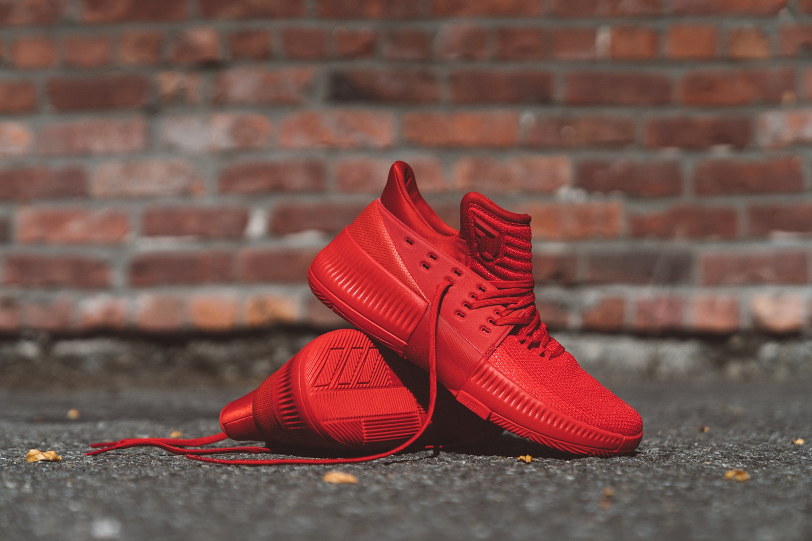 Adidas officially unveiled Portland Trail Blazer star Damian Lillard s  third signature sneaker this week 249327aa0