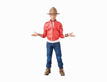 Billionaire Boys Club x Pharrell Action Figure