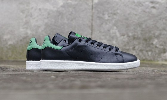 Adidas Originals Stan Smith BOOST Core Black