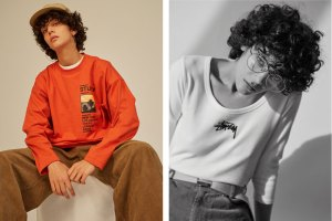 Stussy Spring/Summer 2017 Women's Lookbook
