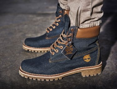 White Oak x Timberland 6-Inch Boot Denim