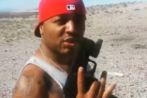 40 Glocc Empties Entire Extended Clip
