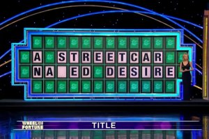 A Streetcar Naked Desire