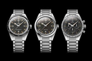 Omega 60th Anniversary Watches