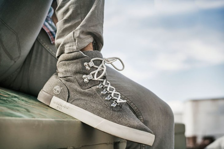 Thread x Timberland Sustainable Collection