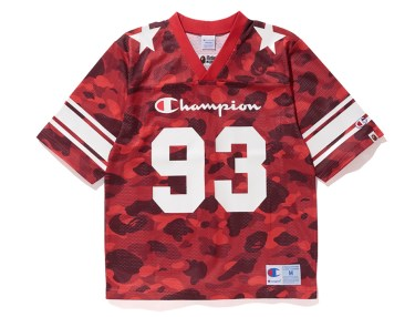 BAPE x Champion Collaboration