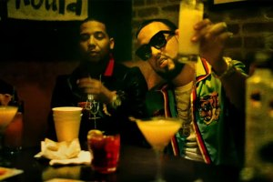 Juelz Santana Cam'ron & French Montana - Dip'd In Coke (Video)