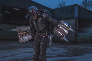 Real-Life Iron Man Suit That Actually Flies