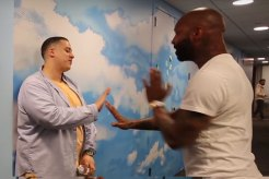 Joe Budden Confronts Complex Writer in the Office