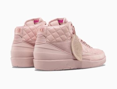 Just Don x Air Jordan 2 Pink