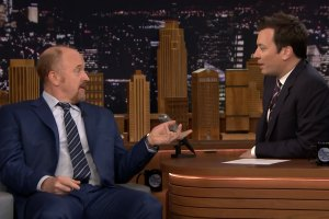 Louis C.K. x Jimmy Fallon