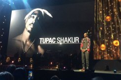 Tupac inducted into Rock and Rock Hall of Fame