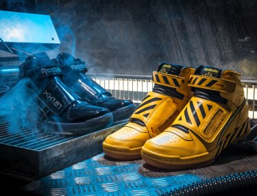 Reebok Alien Stomper Final Battle