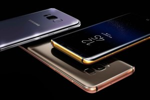 Samsung Galaxy S8 by Truly Exquisite