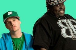 Rob Dyrdek and Big Black