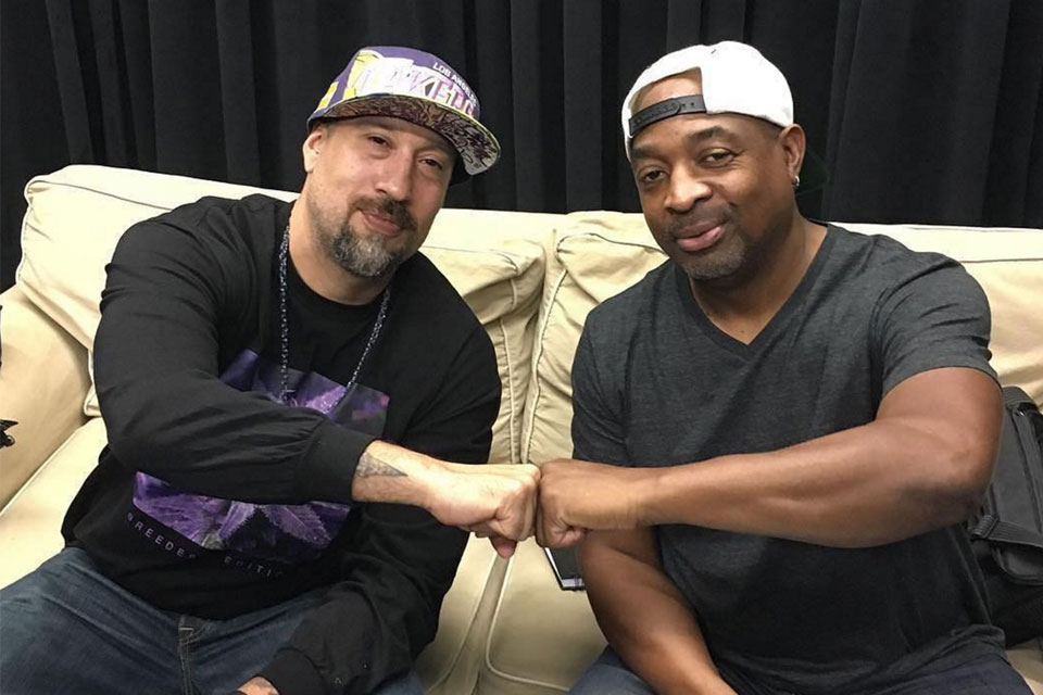 B-Real and Chuck D - Prophets of Rage