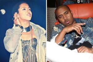 Lauryn Hill and Nas