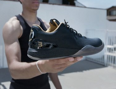 Lonzo Ball Reveals Big Baller Brand Signature Shoe