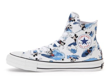 Converse Chuck Taylor 100th Anniversary Mickey Mouse Surfin Hi