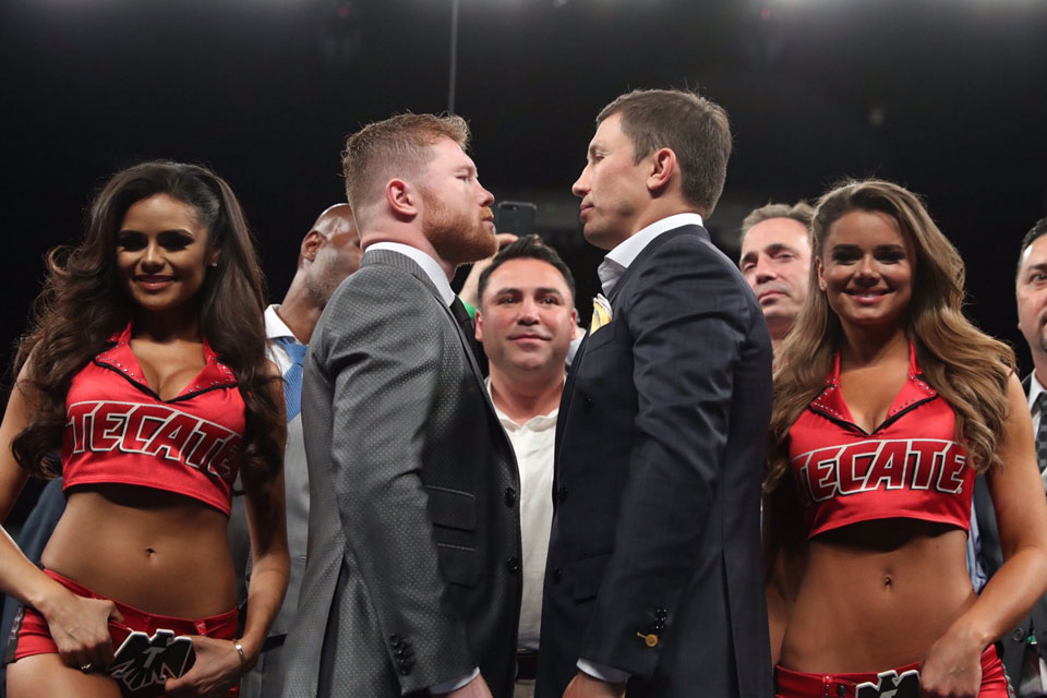 Canelo pounds Chavez Jr to one-sided shutout win