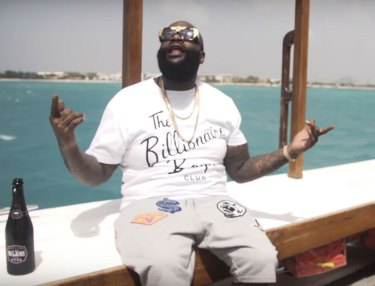 Rick Ross ft. Scrilla - Triple Platinum (Video)