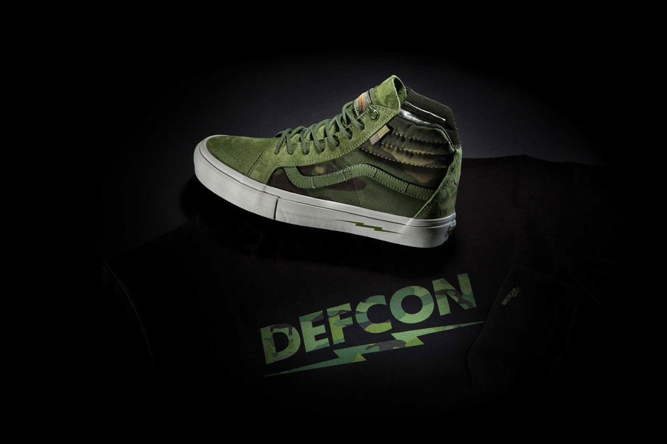 cdc2d2190f Vans   DEFCON Bring Back the Sk8-Hi Notchback Pro