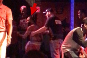 Ying Yang Twins' Kaine Too Drunk To Perform (Video)