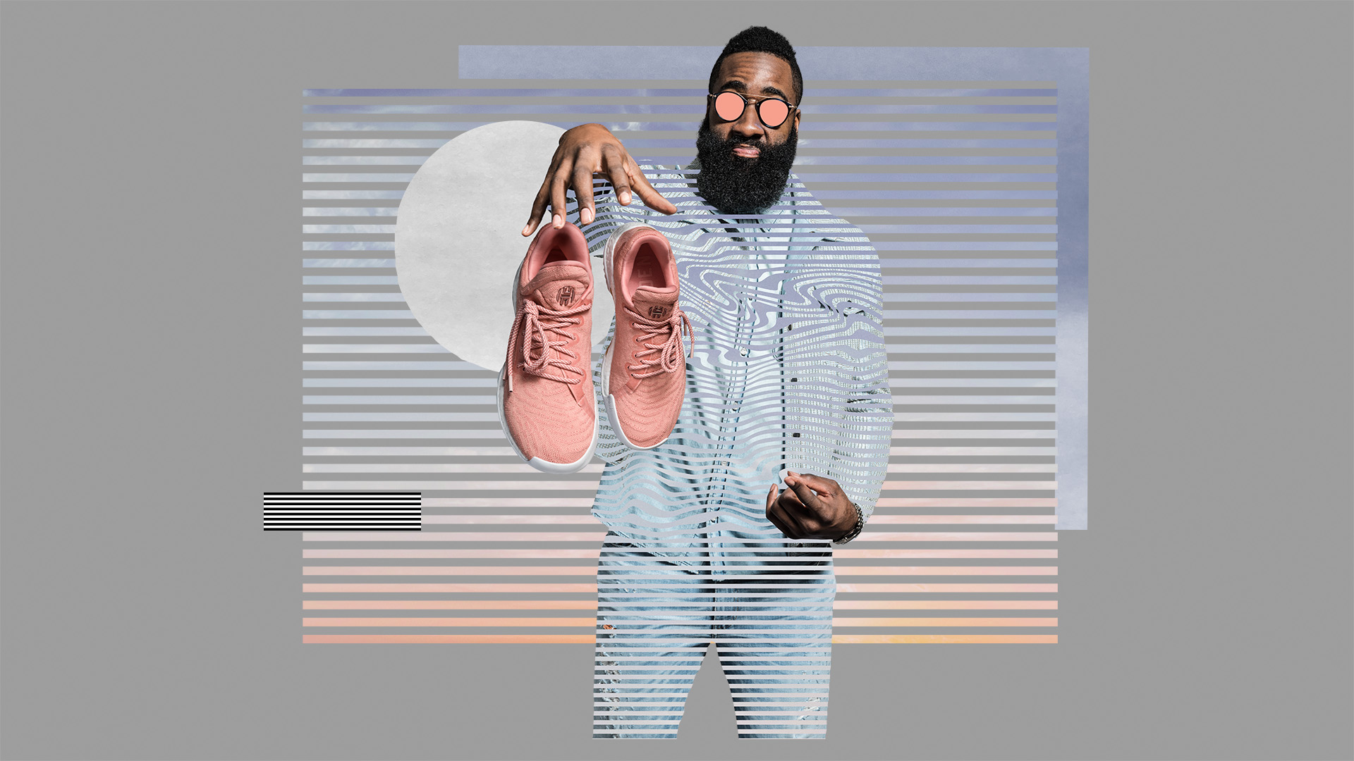 bda4907ef26a49 Adidas Introduces James Harden s New Sneaker  the Harden LS