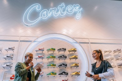 Bella Hadid Celebrate 45 Years of Cortez at Nike L.A.